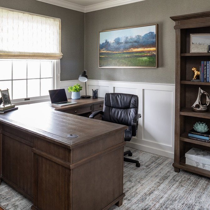 Woodbury home office