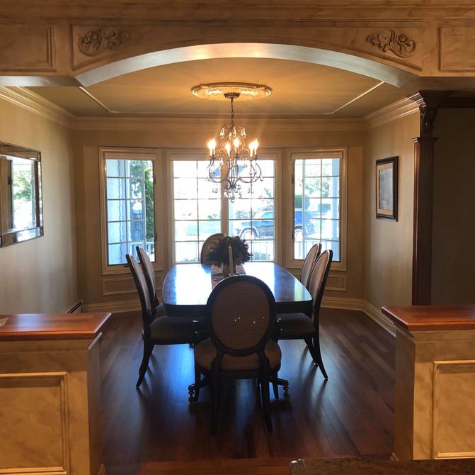 Woodbury dining room