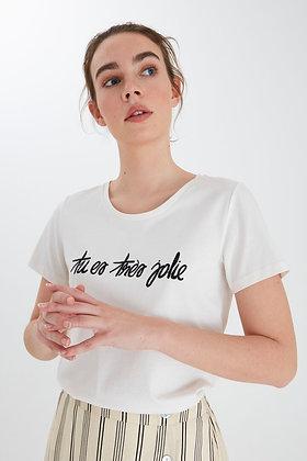 Camiseta Tres Jolie
