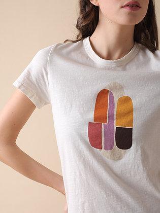 Camiseta Algodón Geo
