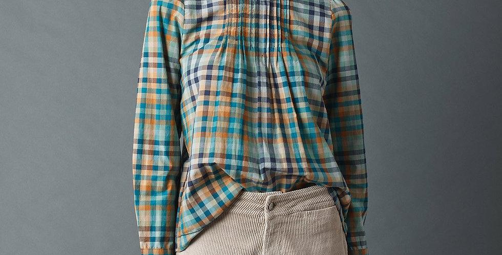 Camisa Cuadros Verdes