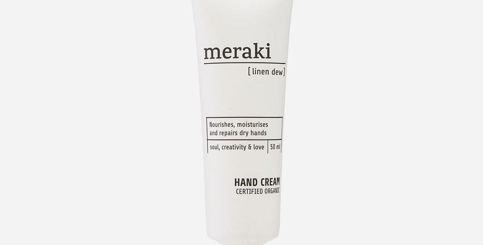 Crema de Manos Meraki