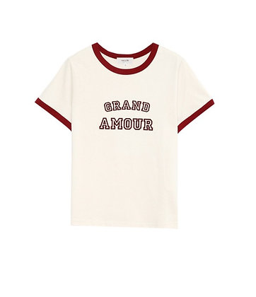 Camiseta Grand Amour