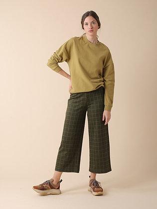 Pantalón Punto Cuadros