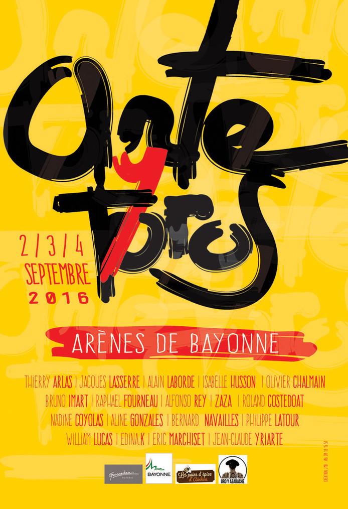 Exposition Bayonne - Arte y toros - du 2 au 4 septembre
