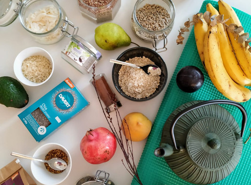 How to shake off stress with nutrition and yoga