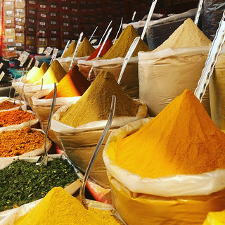 Spices of life. Pitta food's favourite #