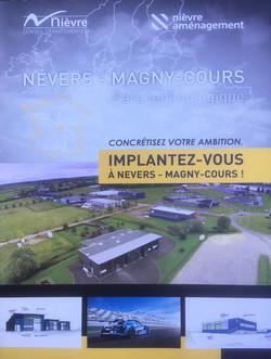 Document argumentaire Pôle technologique de Magny-Cours