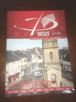 Magazine municipal de Decize