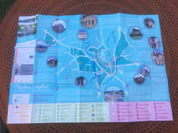 Carte touristique - Moulins-Engilbert