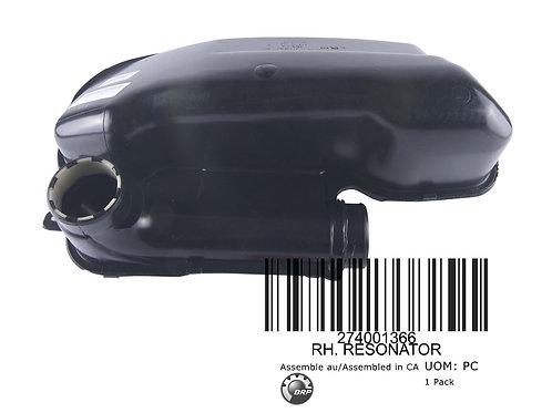 Резонатор 274001366 215 /255 / 260