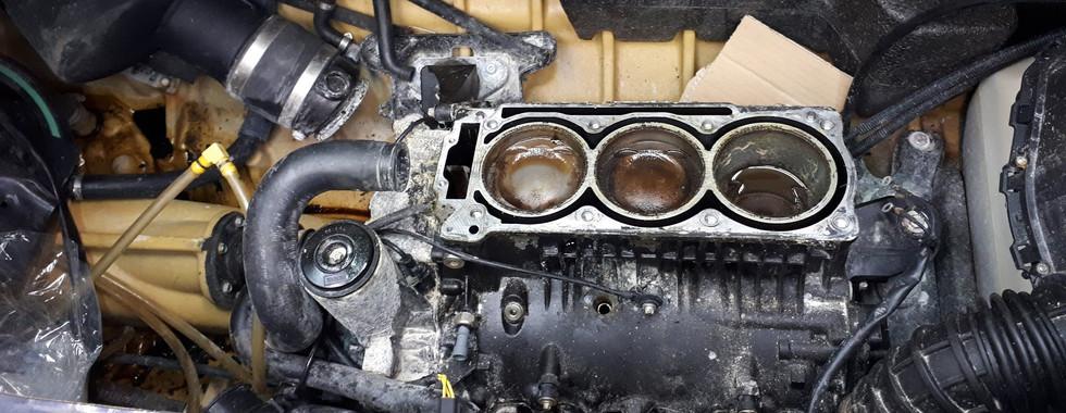 заржавел мотор, не беде, починим