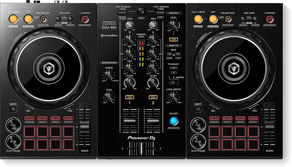 PIONEER DDJ-400 - CONTROLADOR DJ