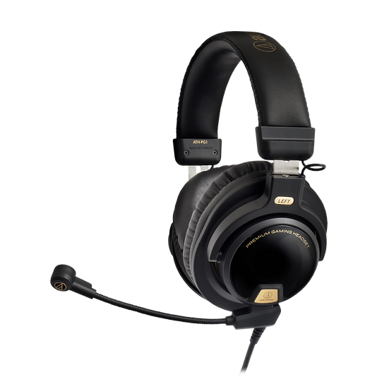 AUDIO-TECHNICA ATH-PG1 - AUDIFONOS GAMER
