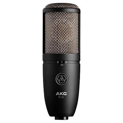 AKG P420 - MICROFONO DE CONDENSADOR