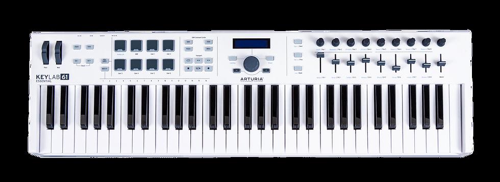 ARTURIA KEYLAB ESSENTIAL 61 - CONTROLADOR MIDI