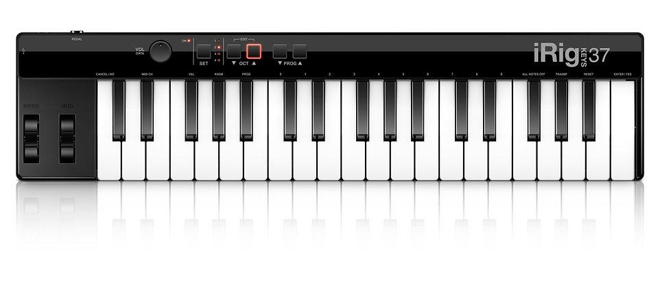 IK MULTIMEDIA IRIG KEYS 37 - CONTROLADOR MIDI