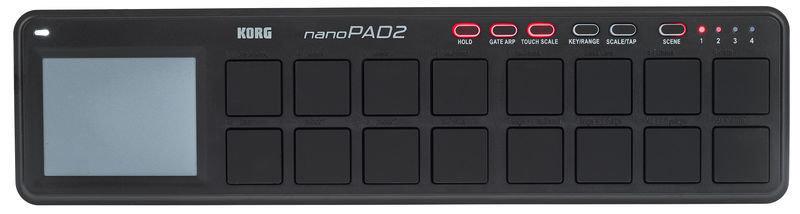 KORG NANOPAD 2 - CONTROLADOR MIDI
