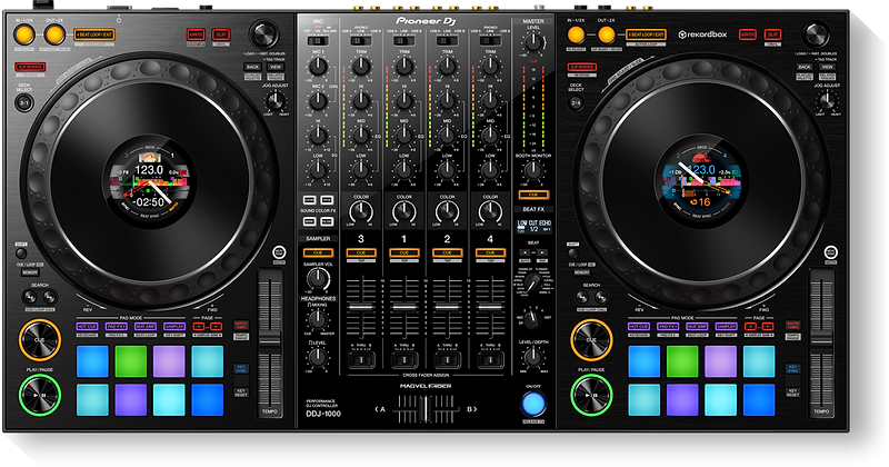 PIONEER DDJ-1000SRT - CONTROLADOR DJ