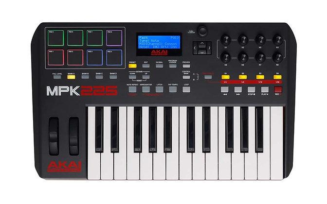 AKAI MPK 225 - CONTROLADOR MIDI