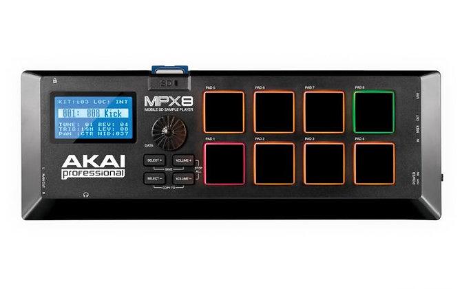 AKAI MPX8 - CONTROLADOR MIDI
