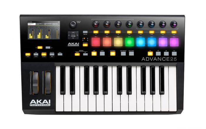 AKAI ADVANCE 25 - CONTROLADOR MIDI
