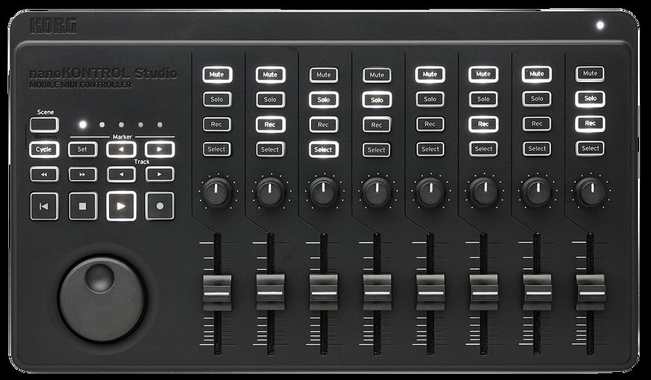 KORG NANOKTRL-ST - CONTROLADOR MIDI