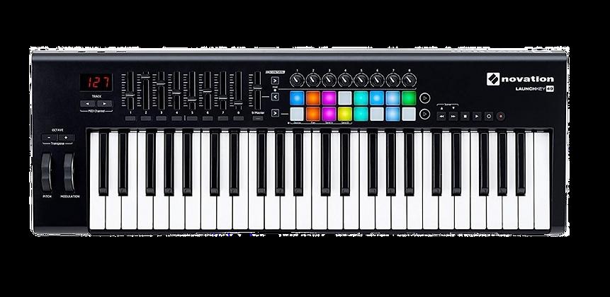 NOVATION LAUNCHKEY 49 MK2 - CONTROLADOR MIDI