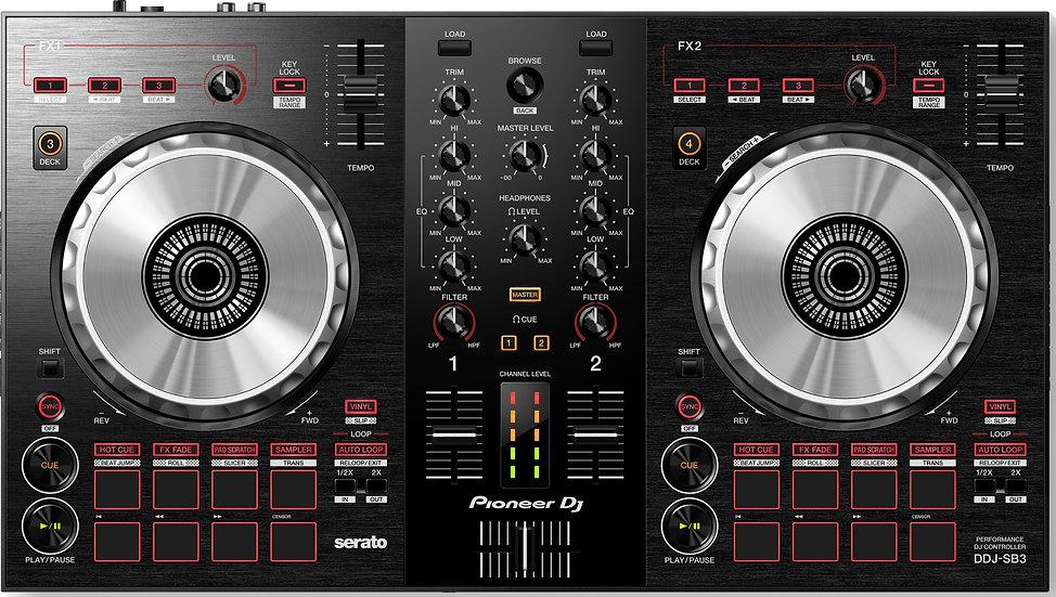 PIONEER DDJ-SB3 - CONTROLADOR DJ