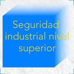 seguridad industrial nivel superior