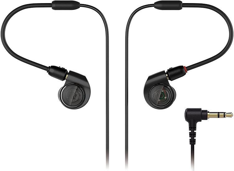 AUDIO-TECHNICA ATH-E40 - AUDIFONOS IN-EARS