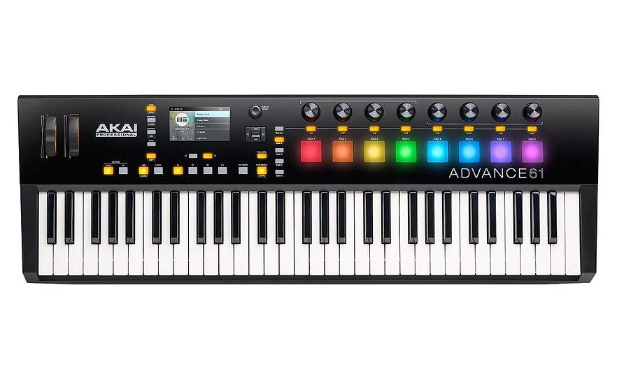 AKAI ADVANCE 61 - CONTROLADOR MIDI