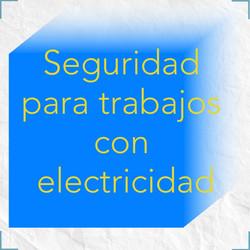 trabajos con electricidad