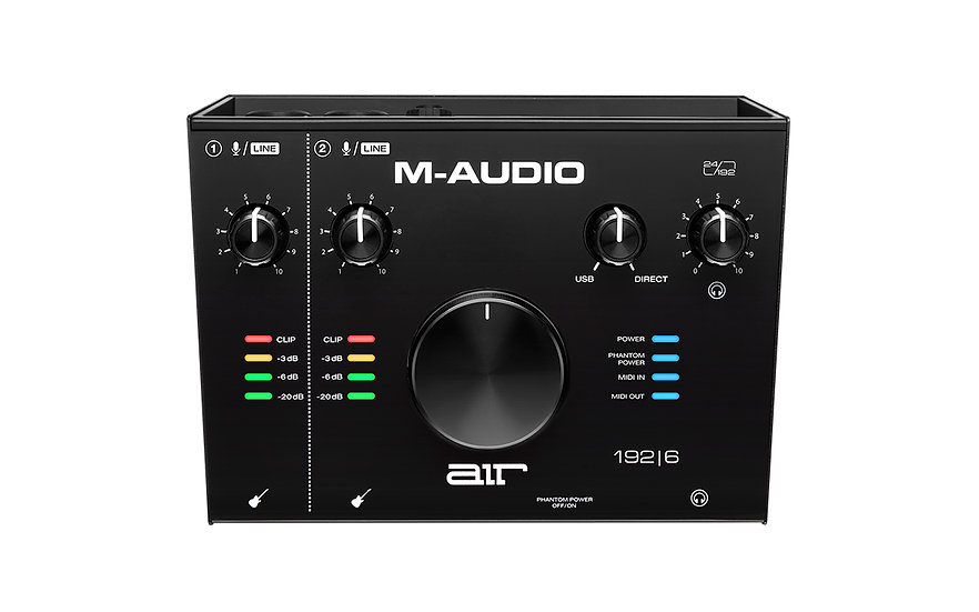 M-AUDIO AIR 192|6 - INTERFAZ DE AUDIO