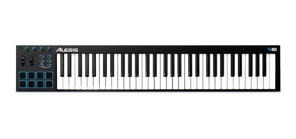 ALESIS V61 - CONTROLADOR MIDI