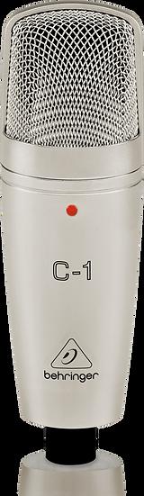 BEHRINGER C-1 - MICROFONO DE CONDENSADOR