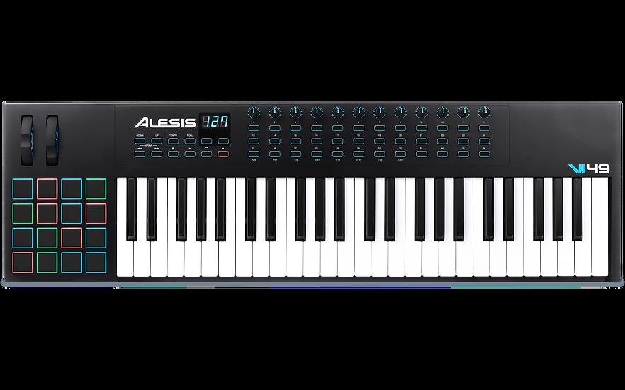 ALESIS VI49 - CONTROLADOR MIDI