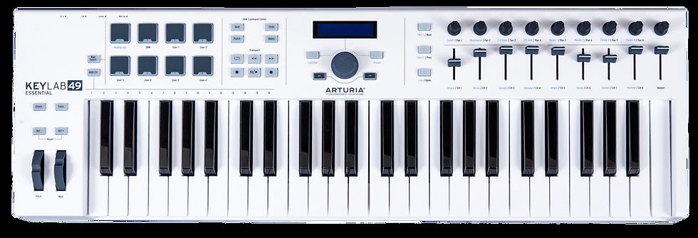 ARTURIA KEYLAB ESSENTIAL 49 - CONTROLADOR MIDI