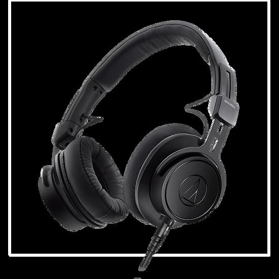 AUDIO-TECHNICA ATH-M60X - AUDIFONOS