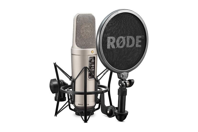 RODE NT2-A - MICROFONO DE CONDENSADOR