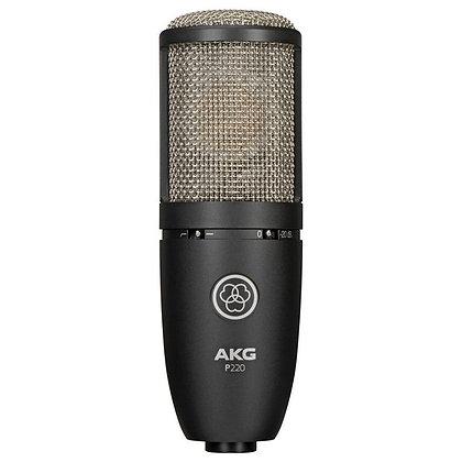 AKG P220 - MICROFONO DE CONDENSADOR