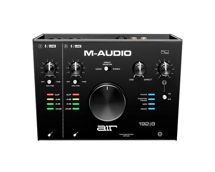 M-AUDIO AIR 192|8 - INTERFAZ DE AUDIO