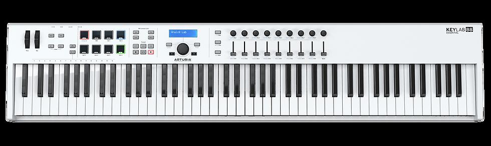 ARTURIA KEYLAB ESSENCIAL 88 - CONTROLADOR MIDI