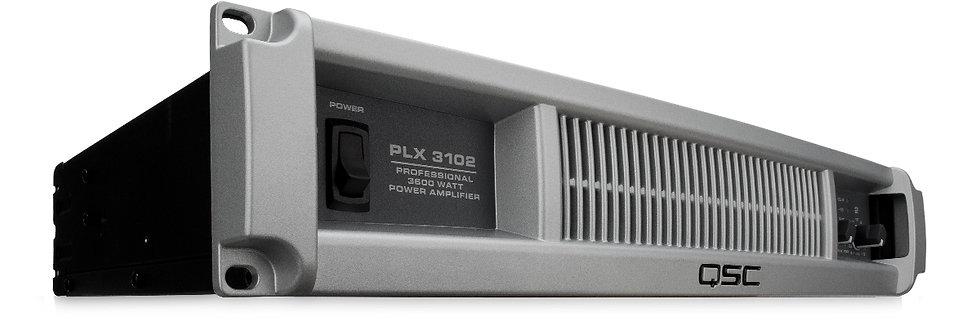 QSC PLX3102 - AMPLIFICADOR