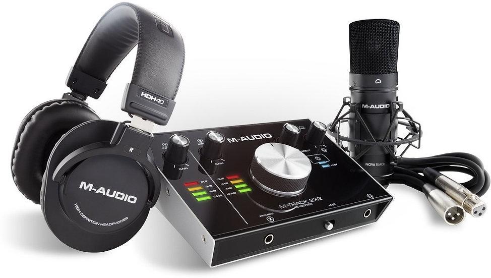 M-AUDIO M-TRACK 2X2 STUDIO PRO