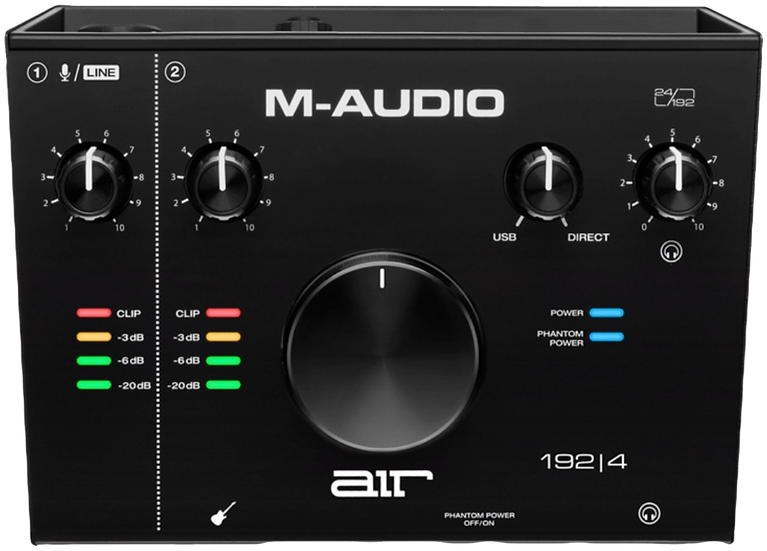M-AUDIO AIR 192|4 - INTERFAZ DE AUDIO