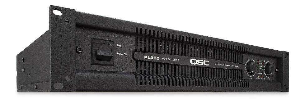 QSC PL380 - AMPLIFICADOR