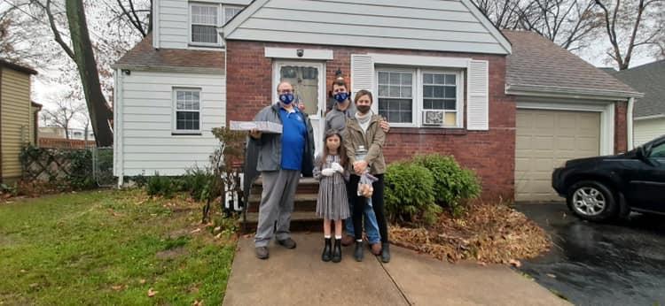 Thxgiving/Xmas Family 2020