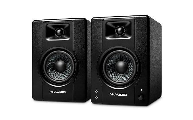 M-AUDIO BX4 - MONITORES MULTIMEDIA