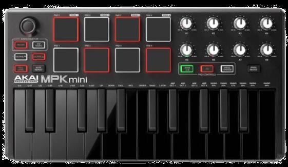 AKAI MPK MINI - CONTROLADOR MIDI